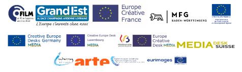 Forum Alentours 2020 - Logos partenaires