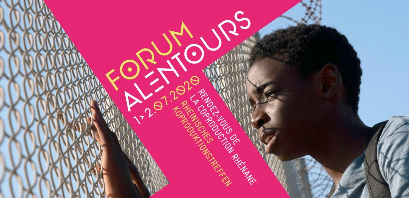 Forum Alentours 2020 - Visuels
