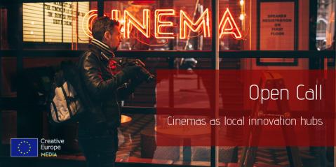 Call Cinema as local innovation hubs