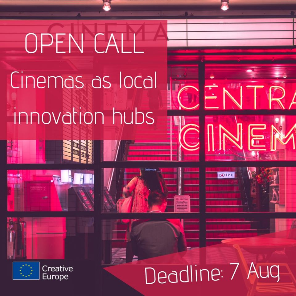 Cinemas as innovation hubs 2020
