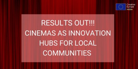 Cinemas as innovation hubs Results